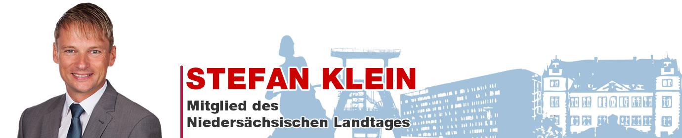 Stefan Klein, MdL